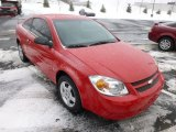 2007 Victory Red Chevrolet Cobalt LS Coupe #90369913