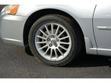 Chrysler Sebring Wheels and Tires
