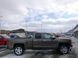 2014 Brownstone Metallic Chevrolet Silverado 1500 LTZ Double Cab 4x4 #90369558
