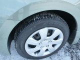 Nissan Sentra 2007 Wheels and Tires