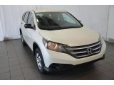 2014 White Diamond Pearl Honda CR-V LX #90369425