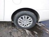 Kia Sedona 2014 Wheels and Tires