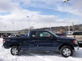 2014 Blue Jeans Ford F150 XLT SuperCab 4x4 #90369546