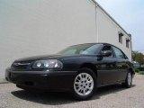 2001 Chevrolet Impala Black