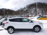2014 Oxford White Ford Escape SE 1.6L EcoBoost 4WD #90369544