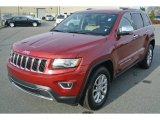 2014 Deep Cherry Red Crystal Pearl Jeep Grand Cherokee Limited #90369822