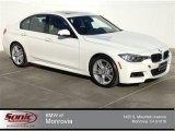 2014 Alpine White BMW 3 Series 335i Sedan #90369687