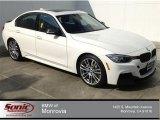 2014 Alpine White BMW 3 Series 335i Sedan #90369686