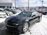 2014 Black Chevrolet Camaro LS Coupe #90369600