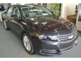 2014 Blue Ray Metallic Chevrolet Impala LT #90369810