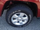 Jeep Liberty 2011 Wheels and Tires