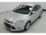 2012 Ingot Silver Metallic Ford Focus SE Sport 5-Door #90369388