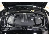 2013 Bentley Continental GTC V8 Engines
