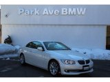 2013 Mineral White Metallic BMW 3 Series 328i Convertible #90408509
