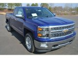 2014 Chevrolet Silverado 1500 LTZ Double Cab 4x4 Data, Info and Specs