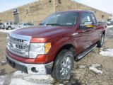 2014 Ford F150 XLT SuperCab 4x4 Data, Info and Specs