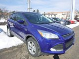 2014 Deep Impact Blue Ford Escape SE 1.6L EcoBoost 4WD #90408620