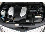 2012 Hyundai Azera Engines