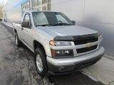 2010 Chevrolet Colorado LT Regular Cab 4x4 Data, Info and Specs