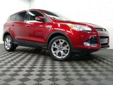 2013 Ruby Red Metallic Ford Escape SEL 2.0L EcoBoost 4WD #90408791