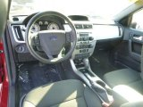 2010 Ford Focus Interiors