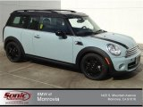 2014 Ice Blue Mini Cooper Clubman #90408751