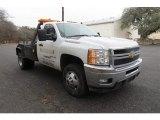 2012 Chevrolet Silverado 3500HD LT Regular Cab Tow Truck Data, Info and Specs