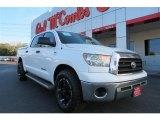 2008 Super White Toyota Tundra SR5 CrewMax #90444853