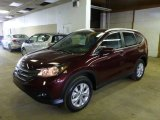 2014 Basque Red Pearl II Honda CR-V EX-L AWD #90444867