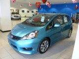 2013 Blue Raspberry Metallic Honda Fit Sport #90444865