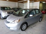 2013 Alabaster Silver Metallic Honda Fit  #90444863