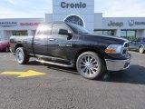 2012 Black Dodge Ram 1500 SLT Quad Cab #90462296