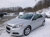 2014 Chevrolet Malibu Silver Ice Metallic