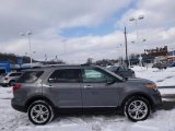 2013 Sterling Gray Metallic Ford Explorer Limited 4WD #90467110