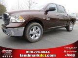 2014 Western Brown Ram 1500 Big Horn Crew Cab #90467149