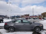 2013 Sterling Gray Metallic Ford Fusion SE 2.0 EcoBoost #90467108