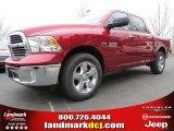 2014 Deep Cherry Red Crystal Pearl Ram 1500 Big Horn Crew Cab #90467148