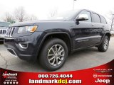 2014 Maximum Steel Metallic Jeep Grand Cherokee Limited #90467133