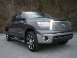 Magnetic Gray Metallic Toyota Tundra in 2012