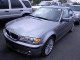 2003 Steel Grey Metallic BMW 3 Series 330xi Sedan #90467198