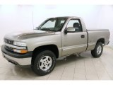 2000 Chevrolet Silverado 1500 Light Pewter Metallic