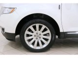 Lincoln MKX 2013 Wheels and Tires
