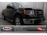 2010 Tuxedo Black Ford F150 Lariat SuperCab #90494197