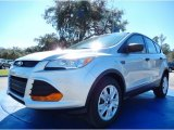 2014 Ingot Silver Ford Escape S #90494072