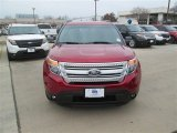 2014 Ruby Red Ford Explorer XLT #90493986