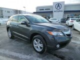 2013 Graphite Luster Metallic Acura RDX Technology AWD #90494373