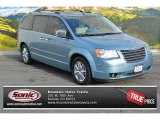 2010 Clearwater Blue Pearl Chrysler Town & Country Limited #90493944