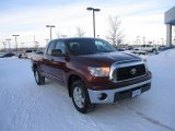 2009 Salsa Red Pearl Toyota Tundra SR5 Double Cab 4x4 #90494257