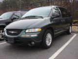 2000 Chrysler Town & Country Shale Green Metallic