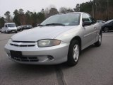 2003 Ultra Silver Metallic Chevrolet Cavalier Coupe #90494116